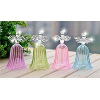 2013 wishing bell high quality beauty design mix colors 15*9.5*9.5cm free shipping