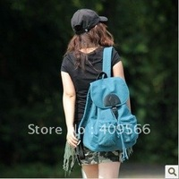 2012 new tide handbags shoulder bags girls schoolbag Korean students travel bag backpack A-0032