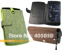 New standing leather cover case for archos arnova 7 G2 free shipping by air mail ED651