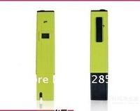 Free shipping EMS/DHL-New Digital pH Meter Tester Pocket Pen For Aquarium Pool Water,school laboratory