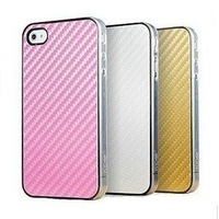 50pcs/Lot EMS/DHL Free Shipping Square Design Stripes New Hard Case Cover For Apple iPhone 4 4G, PC Hard Case for iPhone 4s 4