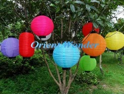 Free shipping,10&quot; solar powered lantern lamp, Festival Christams Decoration garden yard LED camping Patio lantern 5 pcs/lot(China (Mainland))