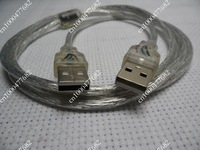 USB Type A-A 2.0 MALE TO MALE M/M CABLE 5FT