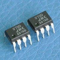 100 PCS NJM072D NJM072BD JRC072BD JRC072D DIP JRC NEW