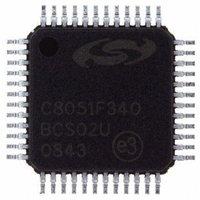 10 PCS C8051F340 C8051F Full Speed USB Flash MCU LQFP32