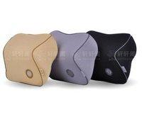 2012 gigi car memory cotton headrest kaozhen neck pillow cervical pillow free shipping 2pcs