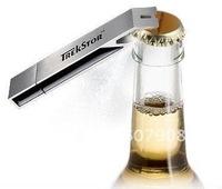 Free Shipping! Metal bottle opener USB Flash Drive Creative novelty design U disk 4gb 8gb 16gb 32GB real capacity