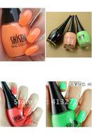 The real thing shisem nail polish 12 color optional bare color nail art nail polish wholesale