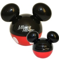 Mickey Mouse Car Dashboard Perfume Fragrance Gel Decor