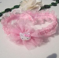 Free shipping!TOP BABY Flower Headband,Baby Hairband,Kids Flower Hair Accessories,Children Flower Elastic Headband