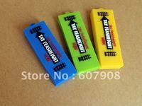 Chewing gum  USB Flash Drive  Genuine 4G 8G 16g 32g  64GB Real Capacity PVC Thumb Drive Creative Green Chewing Gum Free Shipping