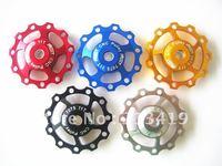 Rear Derailleur 11T Alloy MTB Mountain Bike Jockey Wheel Pulley 5 color