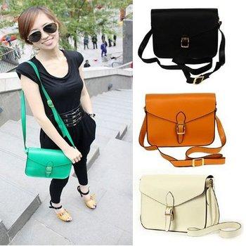 Cheap Products Hotsale Simple  Vintage  Women Shoulder Bag Cross Body Bags Hotsale  wholesale S005