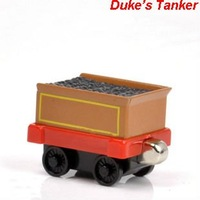 Thomas and Friends metal train Models Educational Toys collections kids gifts - Duke's Coal Trailer