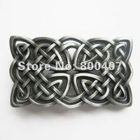 Distribute Wholesale Retail Belt Buckle (Original Vintage Pewter Knot) Free Shipping