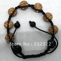 DK5002-7  Stretch Bracelet Jewelry, Ball beaded bracelet, Fashion