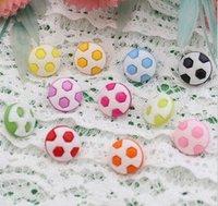 1000pcs 13mm Cartoon football plastic buttons,baby boy DIY sewing/scrapbook/craft/Cardmaker mix lots