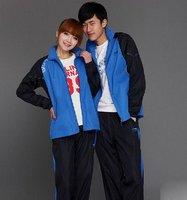 Free Shipping, Li Ning,  Spring/Autumn, sportswear, men and women, couple models, sports suits, casual wear, jackets, sweater