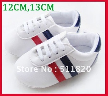 free shipping 2012 new autumn baby PU frist walkers,11,12,13cm soft toddler shoes,baby non-slip shoes