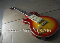 Cherry Burst Ace Frehley Left Hand Electric Guitar New Arrival Wholesale Free Shipping