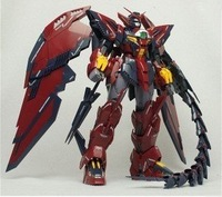 The Taipan model W Series MG 1:100 Albion devil Gundam