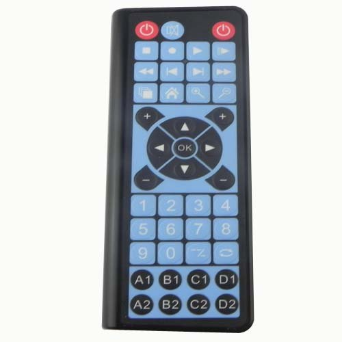 2013 new fashion 3-in-1 Mini Wireless Keyboard + Laser Trackball Mouse + IR Remote Control Combo /USB Receiver(China (Mainland))