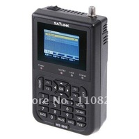 "Classical 3.5"" LCD Handheld SATLINK WS-6906 DVB-S FTA Data Satellite Signal Finder Meter PAL/NTSC/SECAM Lithium-ion 3000mA"