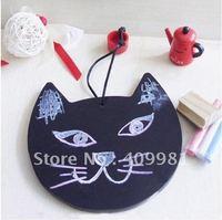 Free Shipping Mini little blackboard ,Lovely Animal shaped message board