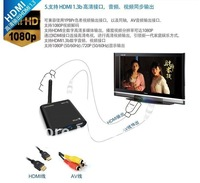( Mk802 updated version mk805 )MK805 MiniX X10 mini Google TV Box Allwinner A10 1.2GHZ CPU WIFI HDMI Full HD 4GB Android 4.0