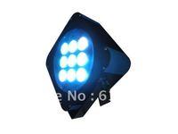 Free Shipping for Super Bright 9 x 3W RGB LED Par Light