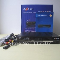 Az fox S2S,DVB-S2 +PATCH(Nagravision 2.0)+Multicas+USB PVR+HDMI 1080P Full HD