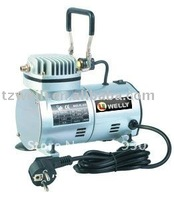 1/6HP mini air brush compressor directly from manufactor's store quality guaranteed