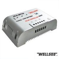 WELLSEE WS-ALMPPT60 40A 12/24V solar street light controller