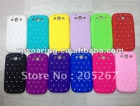 Diamond star case skin cover for Samsung Galaxy S3 I9300