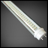 Free shipping LED TUBE 1.2M T8 18W (10pcs/lot) AC85-265V warm white