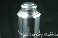Tin Canister, 50g Tea Capacity(Super airtight, thick tin material)