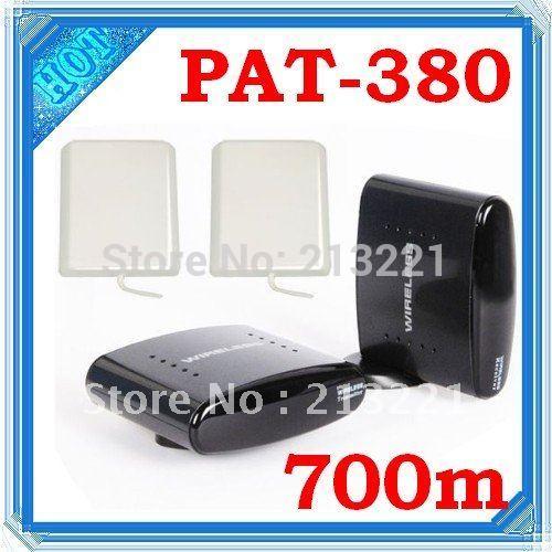 2.4G AV Sender ,Wireless Transmitter Receiver 700meters Freeshipping&Dropshipping(China (Mainland))