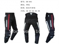 The 2010 Dennis Oxford cloth racing pants, motorcycle pants