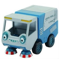 Bob The Builder metal Construction Vehicles Models - Burress