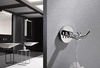 SUS304 material bathroom accessories robe hook mirror polishing finishing .bathroom robe hook -SUS-AT.010