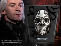 harry potter death eaters.Lucius malfoy mask can leave memorial