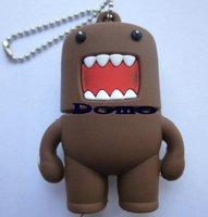 10pcs/lot  Wholesale genuine capacity full capacity Domo pen drive Domo USB Flash Drive 10pcs/lot