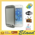 Hot sale popular I9300 Cheap mobile phone dual sim WIFI TV phone