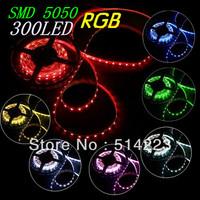 Светодиодная лента 300 SMD 5050 DC 12V 14.4w /ip65 &