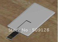 Wholesales 100% guaranttee!!! OEM 2GB/4GB/8GB/16GB/32GB credit card usb flash drive