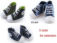 Free shipping children camo shoes 3 type baby boy top Canvas shoes,baby antiskid footwalk shoes baby army green shoes10pairs/lot