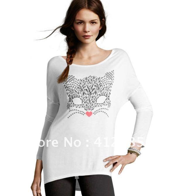 Cat T-Shirts for Women