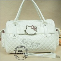 Hellokitty Fashion Women/Girl/Lady Cut Tote Bag Shoulder handbag Bag White Cute