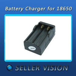 New Battery Charger for 18650 Rechargeable Li-Ion 3.6V 3.7V SCE-0070(China (Mainland))