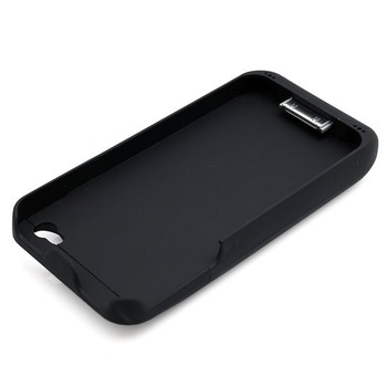 2013 For iphone 4 and 4s samsung black berry External Battery Charger case  Factory direct saling made in China